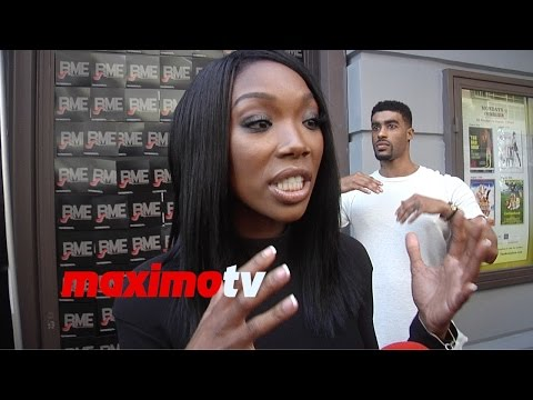 Brandy Norwood Interview | 2014 Hollywood Confidential | Red Carpet