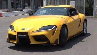 トヨタ「スープラ」17年ぶり復活 BMWと提携し開発