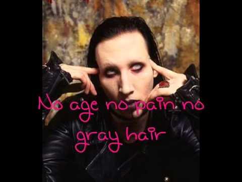 Strange Same Dogma (At Home Mix) - Marilyn Manson [Lyrics Video w/ Pic.] mp3