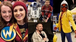 A Beginner's Guide to Comic Con | WIZARD WORLD STL 2018