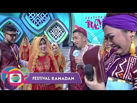SERU! SOIMAH Panen Pujian Tapi Harus Bagi-Bagi Duit   Festival Ramadan 2018