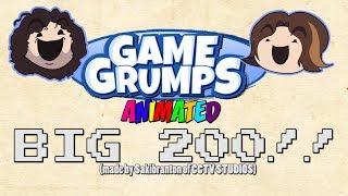 Game Grumps Animated - BIG 200 CELEBRATION!!