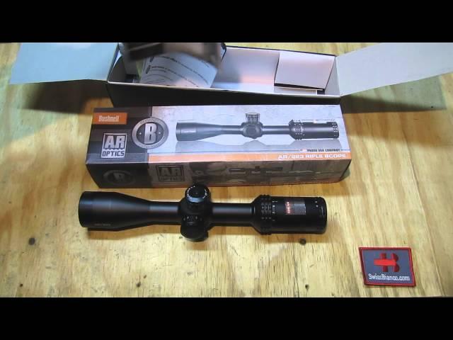 bushnell ar 223 scope - for ar15 556 nato caliber