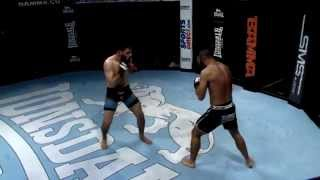 BAMMA Fight Night 2: Danny Missin vs Mike Berry