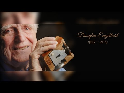 Tech Legends You May Not Know:Douglas Engelbart