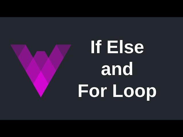 If Else and For Loop | Vyper (0.2)