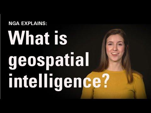 NGA Explains: What is Geospatial Intelligence? (Episode 1)