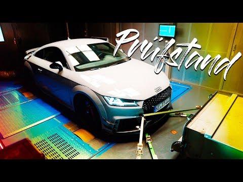 Audi TT RS 500PS | Leistung messen! | Daniel Abt