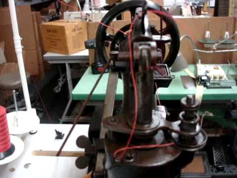 Singer 29 4 How To Thread The Machine Youtube