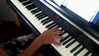 rakuyou beaming sunlight full metal alchemist piano