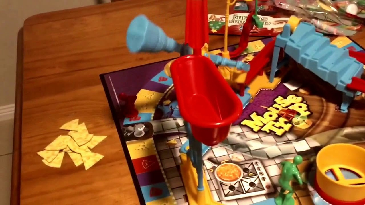 Mouse Trap Game From 2017 Youtube