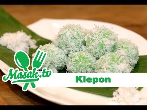 Resep Klepon