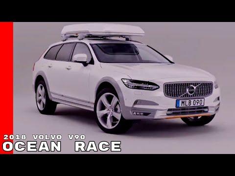2018 Volvo V90 Ocean Race Design, Interior, Test Drive