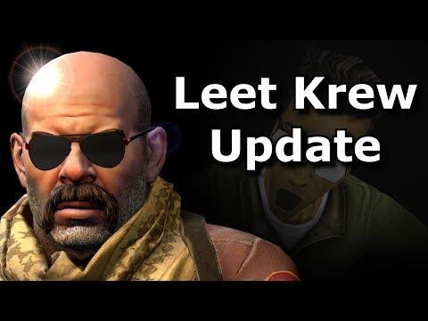 Evolution Of The Leet Krew In Counter Strike