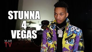 Stunna 4 Vegas would Never Do a Song with Tekashi: He's a Rat (Part 15)