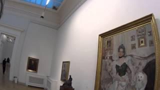 видео Государственный Русский музей, корпус Бенуа