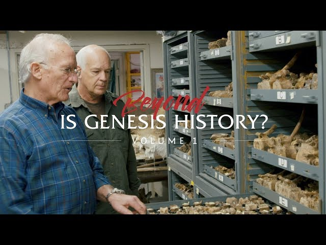 Nanotyrannus Bones : Beyond Is Genesis History? Clip