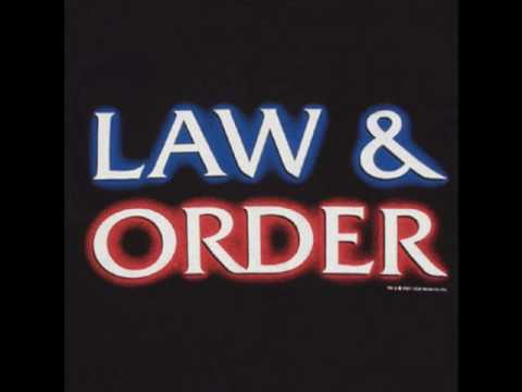 Law & Order: Sound Effect