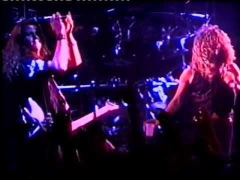 Iced Earth - Iced Earth - live Frankfurt 1992 - Underground Live TV recording