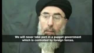 Afghan Resistance - Hezbi Islami