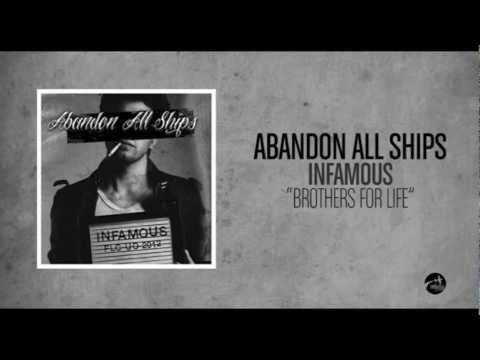 Abandon All Ships - Brothers For Life