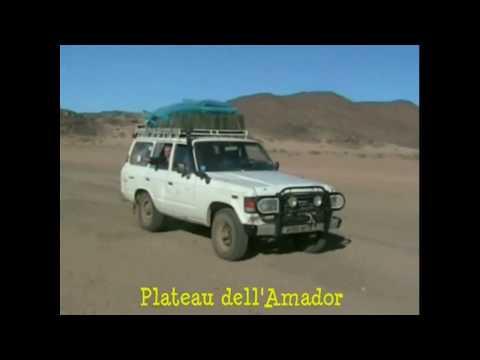Appunti per una Spedizione - algeria.Tamanrasset - Tassilli - Hoggar -tamrit