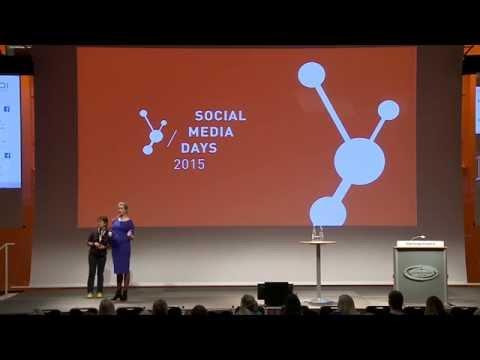 Social Media Days 2015 - Hanne-Lene Dahlgren Google