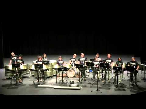 InsideOut of the Lunchbox: The Vanderbilt Steel Drums Band