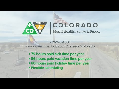 Colorado Mental Health Institute in Pueblo
