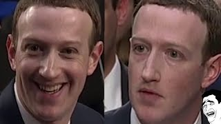 Mark Zuckerberg's most Funny & Awkward moments in front of US Congress