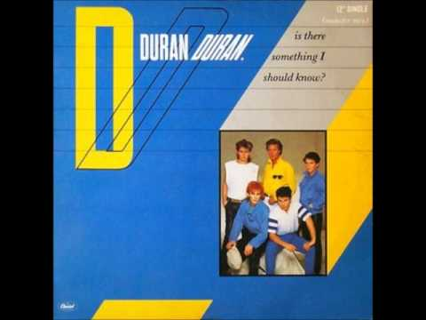Duran Duran Is There Something I Should Know my full vocal monster mix.wmv