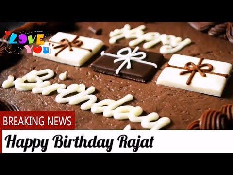Happy Birthday Rajat - Birthday Names Song - Biethday Names Videos - Video'S ParK