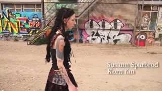 Korn video testimonial - Die-hard Korn fan Susann Sparbrod
