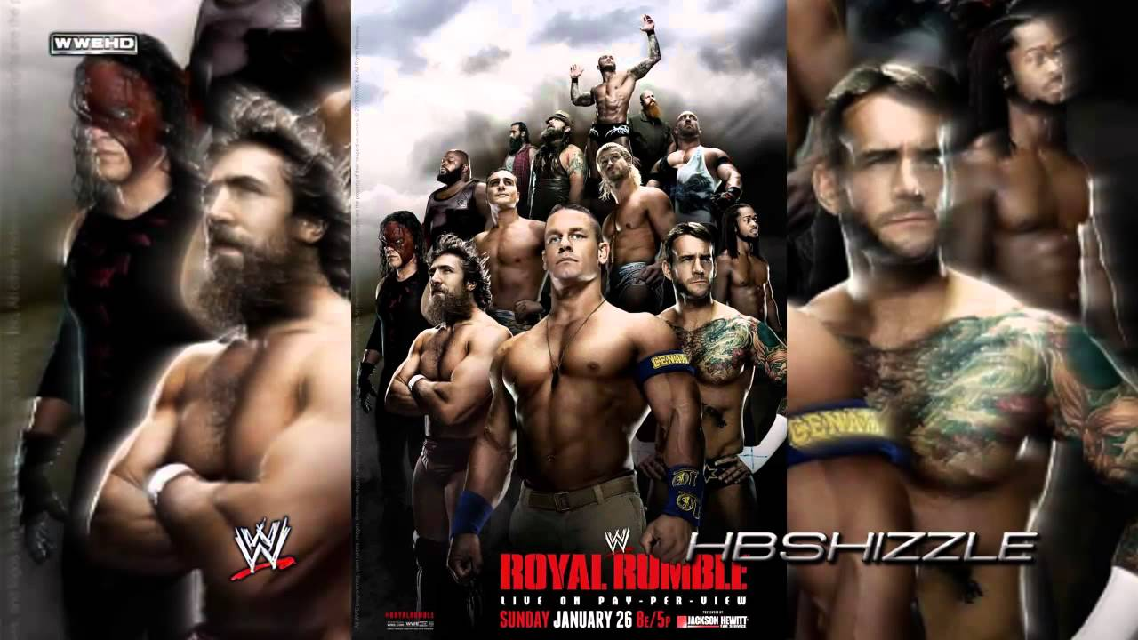 royal rumble download 2014