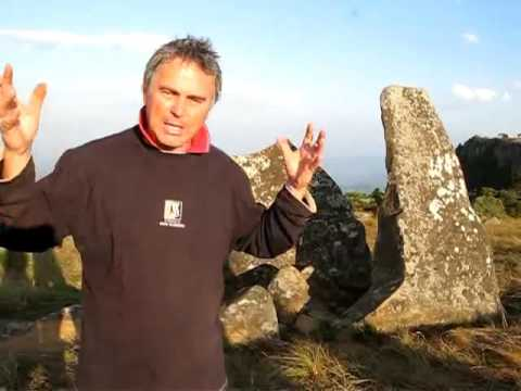 Michael Tellinger: Adams Calendar, Origins of Time & Mankind In South Africa - Short Documentary