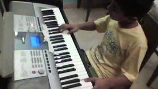 Har Ghadi Badal Rahi Hai- Keyboard