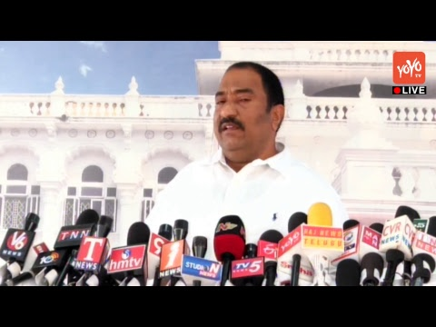 Telangana Assembly Winter Session LIVE || 10-11-2017 || YOYO TV Channel