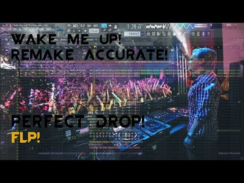 Avicii - Wake Me up (Accuture Remake) (FLP)