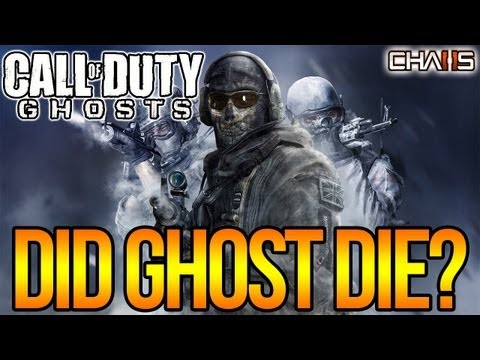 "Did Ghost Really Die? MW2 ""Loose Ends"" Mission Recap (Call of Duty: Ghosts) 