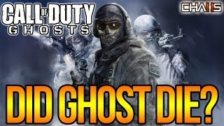 """Did Ghost Really Die? MW2 """"Loose Ends"""" Mission Recap (Call of Duty: Ghosts)"""