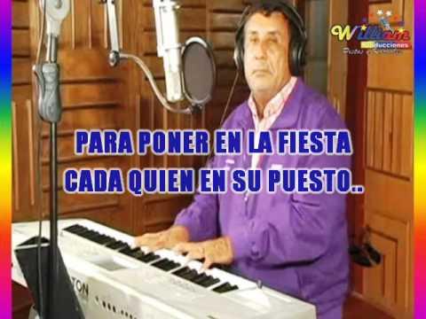 Los Originales del Vigía (del Zulia) - Y Donde Me Haré Yo (Karaoke Demo)