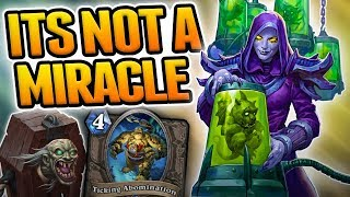 """I thought they """"Nerfed"""" Reckless Experimenter 