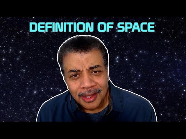 Neil deGrasse Tyson Explains Space