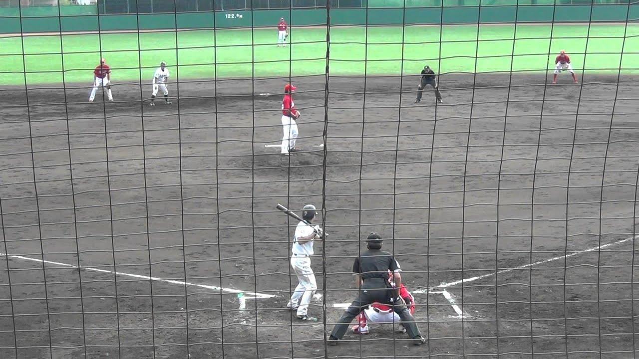 広島カープ 二軍 相澤寿聡 20110...