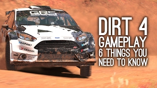 Dirt 4 Gameplay: 6 Things You Need to Know About Dirt 4