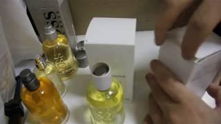 Обзор Hugo Boss Bottled (Босс Ботлед 6) оригинал и 3 вида копий (Эмираты, АлиЭкспресс...)