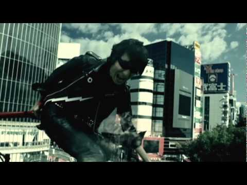 Guitar Wolf 『Jet Satisfaction (Official Video)』