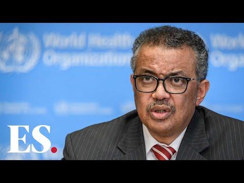 Coronavirus: WHO chief says coronavirus pandemic is 'accelerating' as global cases top 350,000