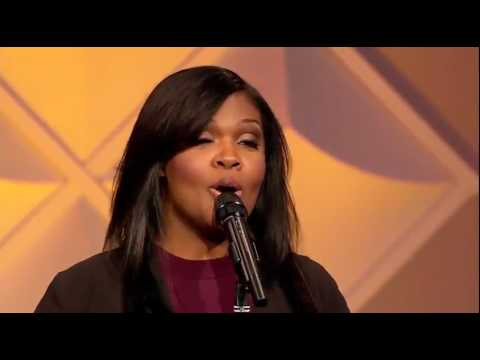 CeCe Winans   Performance & Interview on the 700 Club 1