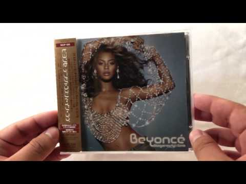 Loja Glory Shop: Beyonce - Dangerously In Love   Japão [Unboxing]